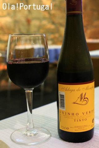 ポルトガルワイン:Vinho Verde (Tinto) ヴィーニョ・ヴェルデ(赤)
