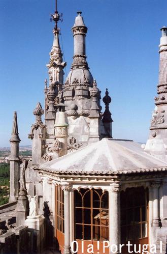 ドコモCMに登場のポルトガル・シントラ(レガレイラ宮殿)