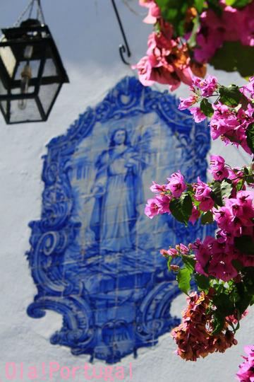 ポルトガル旅行記:リスボン(アルファマ、サンタ・ルジア展望台)