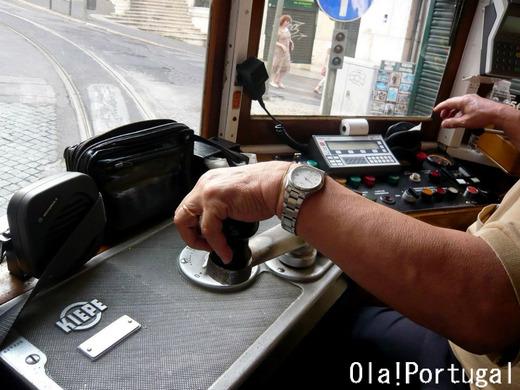 世界の車窓から ポルトガル:リスボン市電(路面電車)