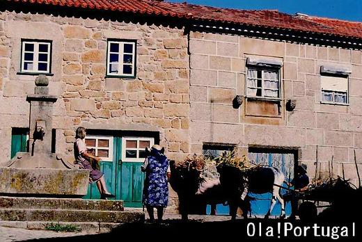 ポルトガル旅行記:Castelo Mendo カステロ・メンド