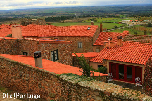 ポルトガル政府の歴史的村々:カステロ・ロドリゴ