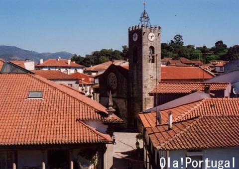 サンチャゴ巡礼ポルトガルの道(ポンテ・デ・リマ)