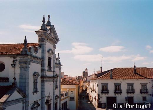 ベージャ旧市街の見所:Museu Rainha Dona Leonor レオノール博物館