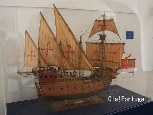 ポルトガル・大航海時代の帆船