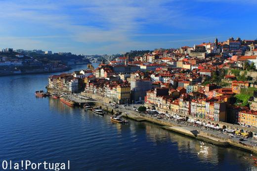 ポルトガル旅行記:ユネスコ世界遺産の街ポルト