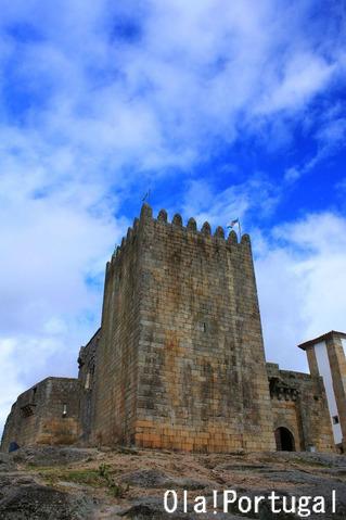 ポルトガル政府指定「歴史的村々」のベルモンテ