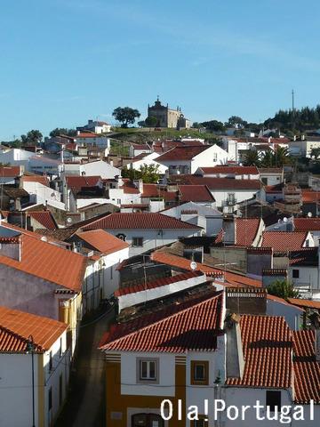 Castelo de Amieira do Tejo アミエイラ・ド・テージョ城