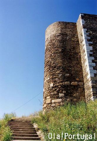 ポルトガル古城巡り:Mertola メルトラ
