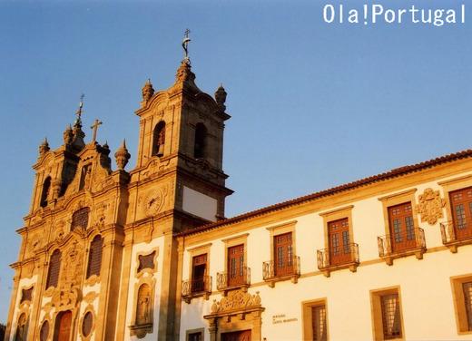 ポルトガル国営ホテル:ポザーダ(ギマランイス)
