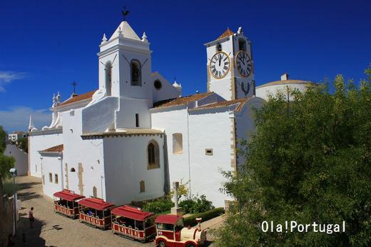 タヴィラ旅行記:サンタ・マリア・ド・カステロ教会