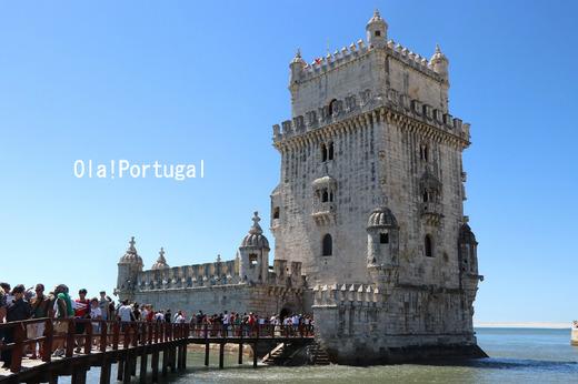 ポルトガルの世界遺産:ベレンの塔