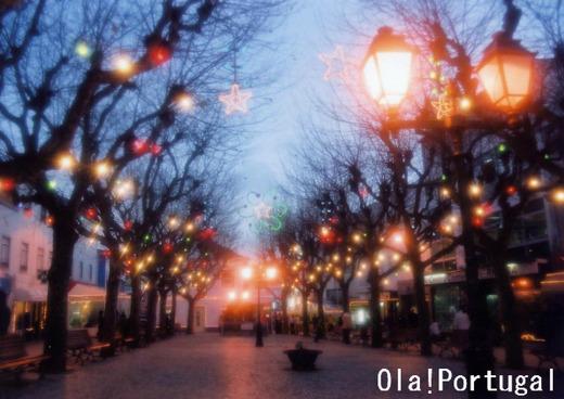 ポルトガルのクリスマスとカウントダウンの過ごし方