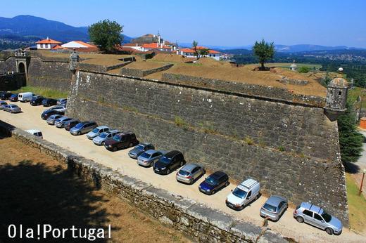 ヨーロッパの星型要塞都市:ヴァレンサ(ポルトガル)