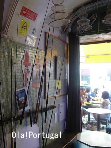 リスボンの缶詰レストランに行って来た:Ola! Portugal