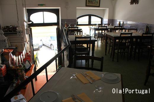 ポルトガル旅行記:Lagos ラゴス(レストラン)