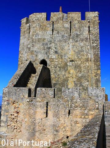 ポルトガル城跡巡り:パルメラ城