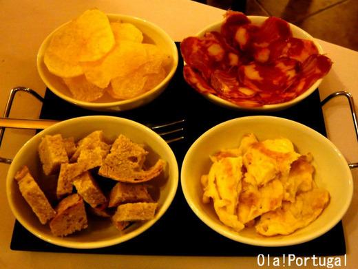 アレンテージョ地方の郷土料理:Gaspacho ガスパチョ