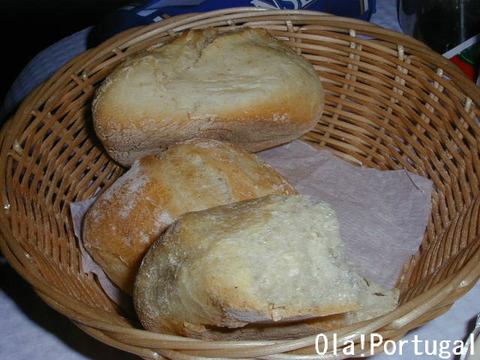 ポルトガル料理:パン Pao