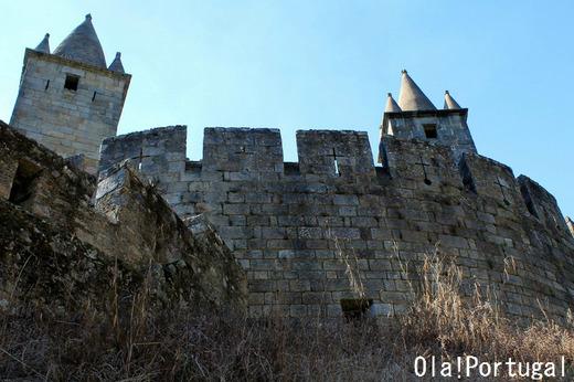 ポルトガル古城巡りの旅:サンタ・マリア・ダ・フェイラ