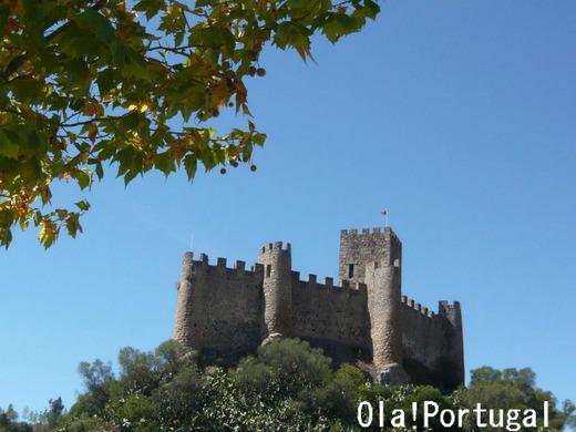ポルトガルの夢のお城:アルモウロル城