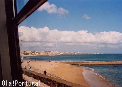 ポルトガルの車窓から:リスボン~カスカイス