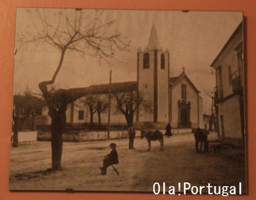 アレンテージョ地方の田舎町