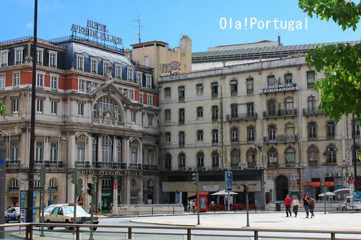 ポルトガル旅行記:Lisboa リスボン