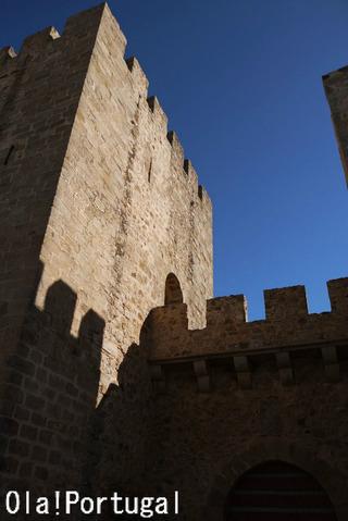 ポルトガル城跡巡り:エルヴァス城
