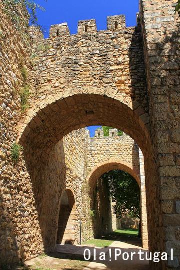 ポルトガルの城跡巡りの旅:ラゴス城
