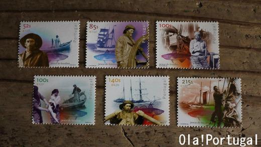 ポルトガルの切手:バカリャウ(タラ)