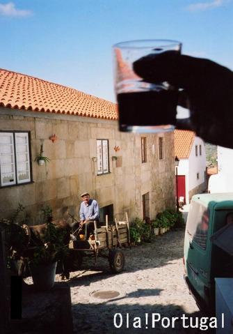 ポルトガルのワイン:エシュプマンテ