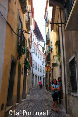 ポルトガル旅行記:Lisboa リスボン・アルファマ