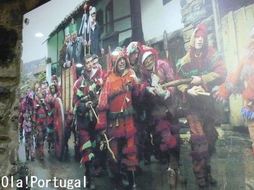 ポルトガルの民族祭り:Festas de Tras-os-Montes