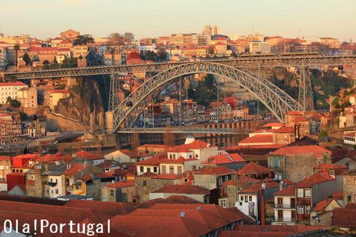 ポルトガル旅行記: Porto ポルト
