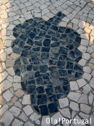 Calcadas カルサーダシュ(石畳):レグア