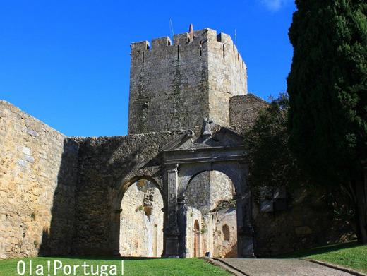 Castelo de Palmela カステロ・デ・パルメラ(パルメラ城)