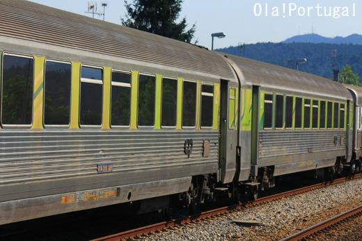 ポルトガル鉄道CP:ポルト~ヴィアナ・ド・カステロ~ヴァレンサ