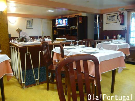 ポルトガル大衆食堂:ブラガンサ