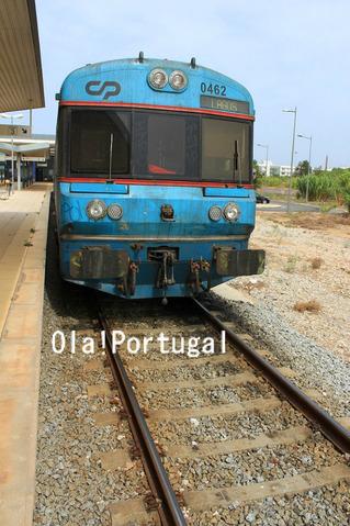 ポルトガル鉄道CP:Linha do Algarve アルガルベ線