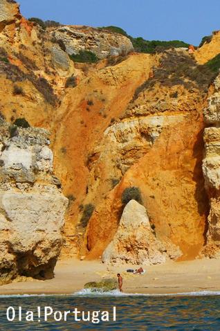 ポルトガルのビーチリゾート