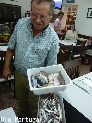 ポルトガル料理食べまくり:メルトラのウマイもの