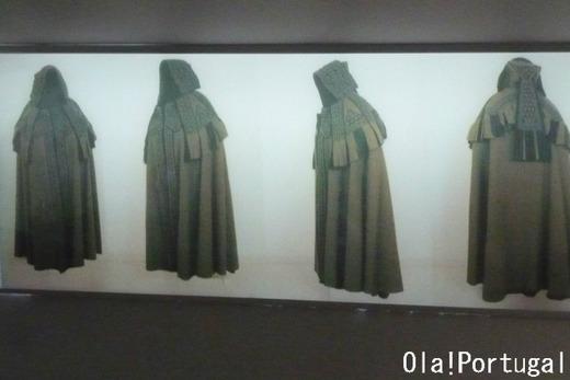 ポルトガルの民族衣装:ミランダ・ド・ドウロのマント