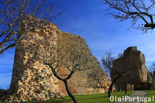 ポルトガル古城巡り:ミランダ・ド・ドウロ城