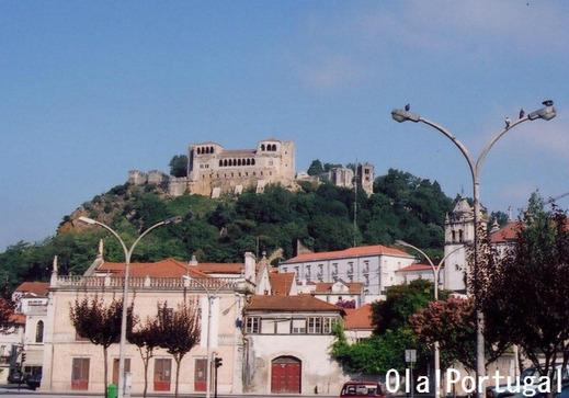 ポルトガル旅行記:Leiria レイリア