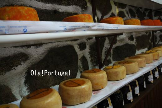 ポルトガル・ヴィゼウのチーズ屋さん