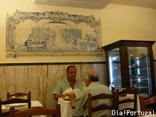 リスボン大衆食堂:ジョアン・ドグラン(バイシャ地区)