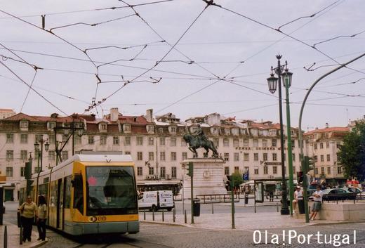 ポルトガルの路面電車:リスボン旧市街~ベレン地区