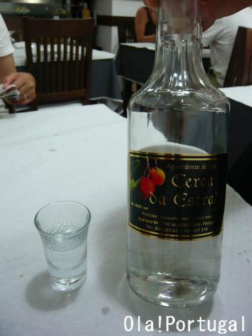 ポルトガルのブドウからつくる蒸留酒:Aguardente アグアルデンテ