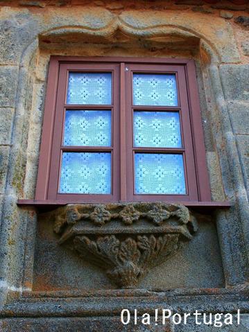 マヌエル様式の窓:カステロ・ロドリゴ